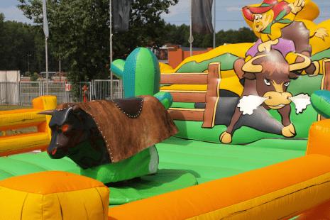 byk rodeo - organizacja imprez firmowych